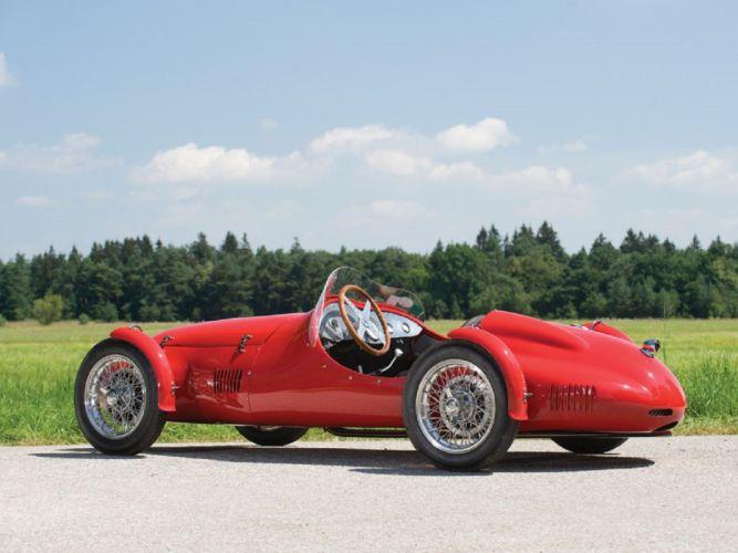 1953 Bandini 750 Sport Siluro cars racecars wallpaper