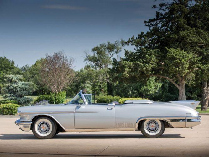 1958 Cadillac Eldorado Biarritz cars classic wallpaper