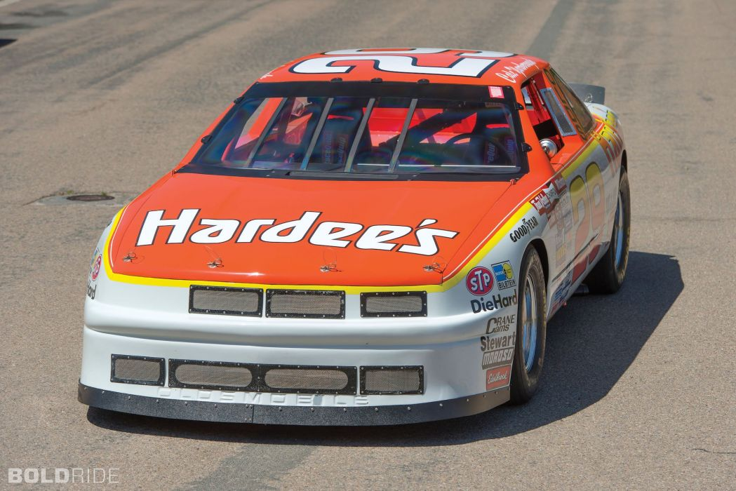 1988 Oldsmobile nascar race racing wallpaper