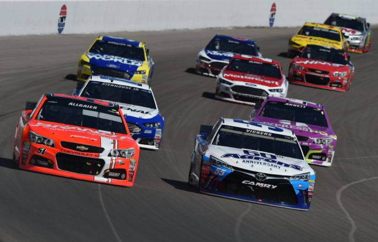 NASCAR race racing hot rod rods wallpaper