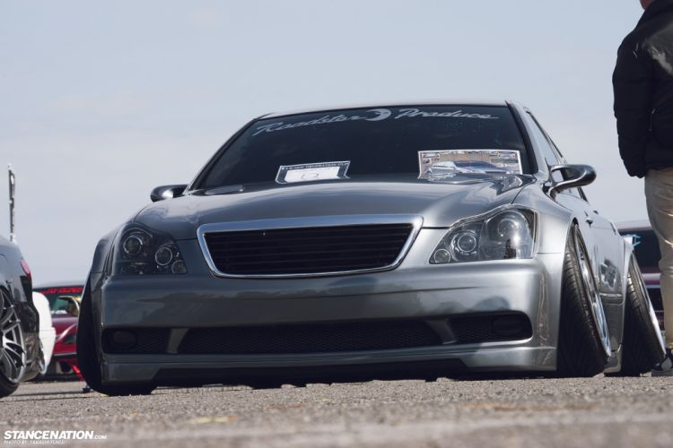 TOYOTA CROWN tuning custom wallpaper