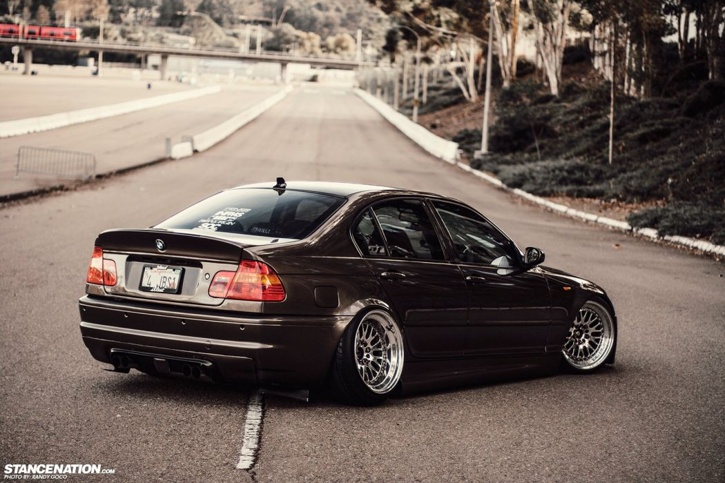 bmw e46 3 series tuning custom wallpaper 1680x1120. Black Bedroom Furniture Sets. Home Design Ideas