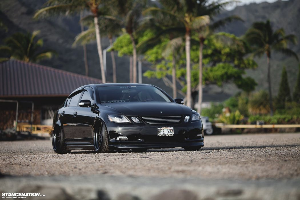LEXUS GS350 tuning custom wallpaper