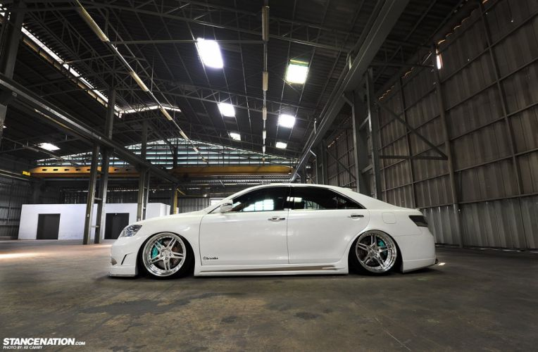 TOYOTA CAMRY tuning custom wallpaper