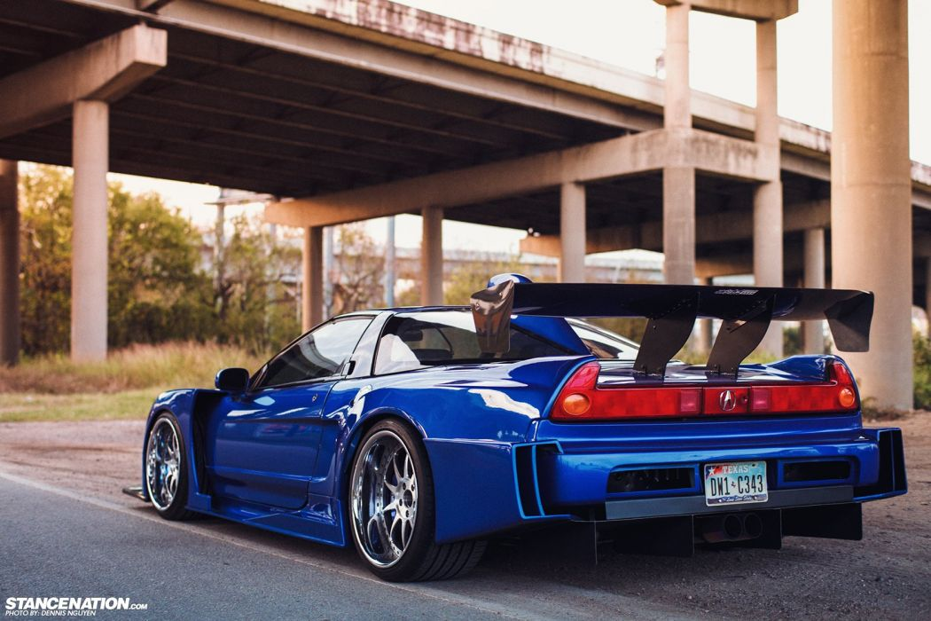 Acura Nsx Supercar Tuning Custom Wallpaper 1680x1120 774467 Wallpaperup