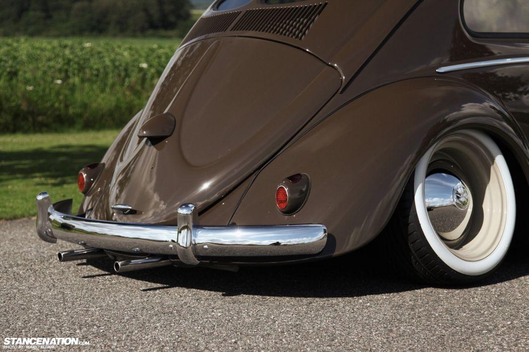 VW BEETLE socal volkswagon lowrider tuning custom wallpaper