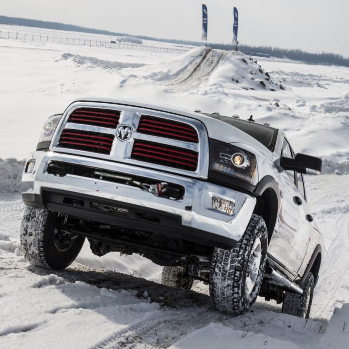 DODGE POWER WAGON pickup 4x4 truck powerwagon ram mopar wallpaper