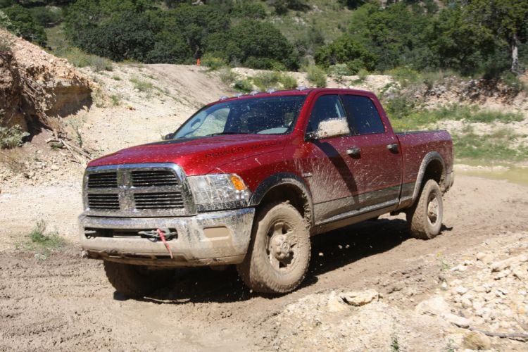 DODGE POWER WAGON pickup 4x4 truck powerwagon ram mopar wallpaper