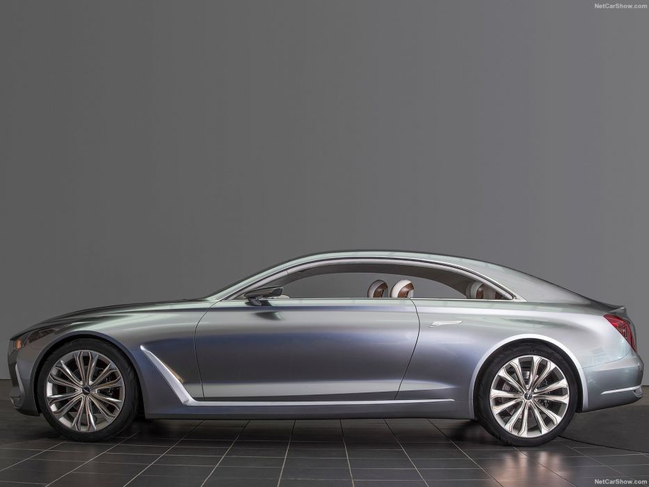 Hyundai Vision-G Concept cars 2015 wallpaper