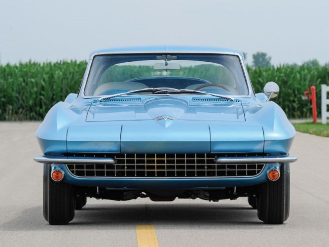 1964 Chevrolet Corvette Sting Ray cars coupe classic wallpaper