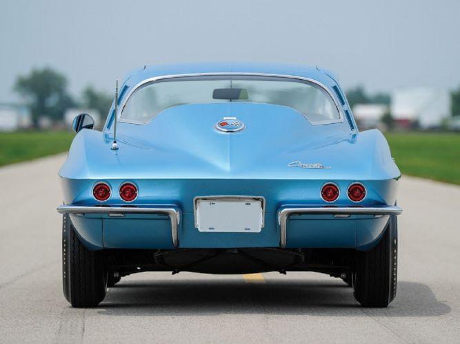 1964 Chevrolet Corvette Sting Ray cars coupe classic wallpaper