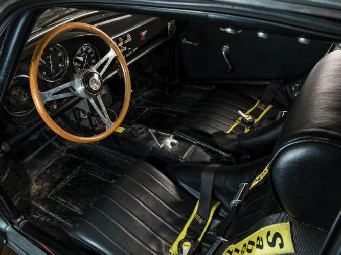 1958 Fiat-Abarth 750-GT Dubble Bubble Zagato cars classic wallpaper