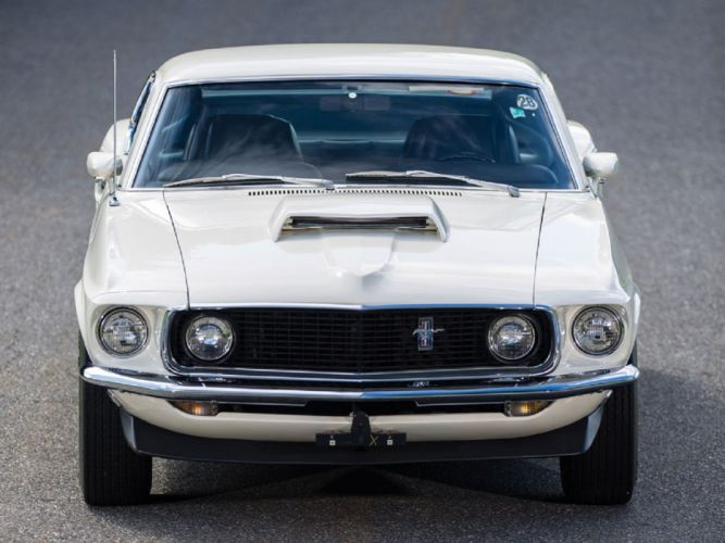 1969 Ford Mustang Boss 429 cars classic wallpaper