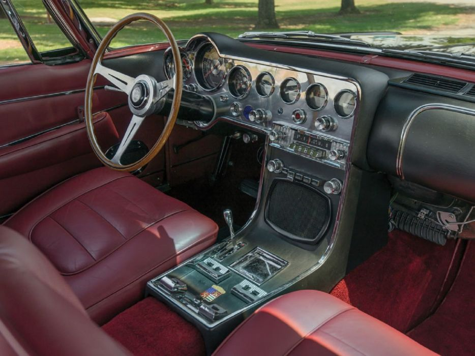 1962 Ghia L6-4 Coupe cars classic wallpaper