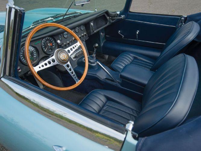 1967 Jaguar E-Type Series-1 Roadster cars classic wallpaper