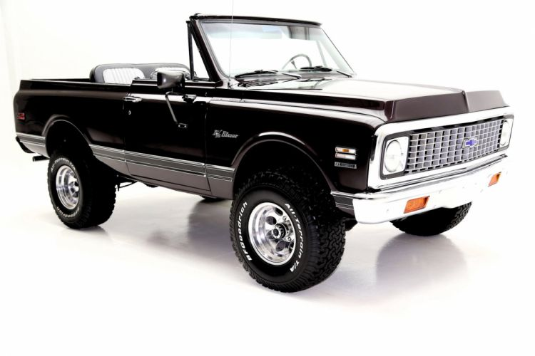 CHEVROLET BLAZER suv 4x4 truck wallpaper