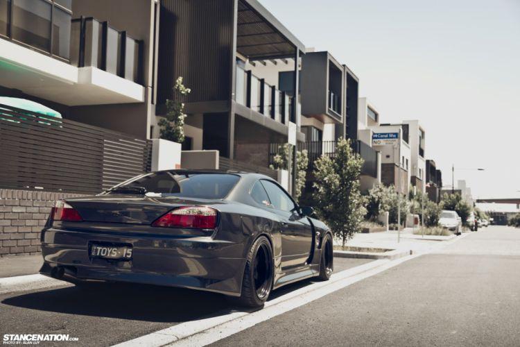Nissan S15 tuning custom wallpaper