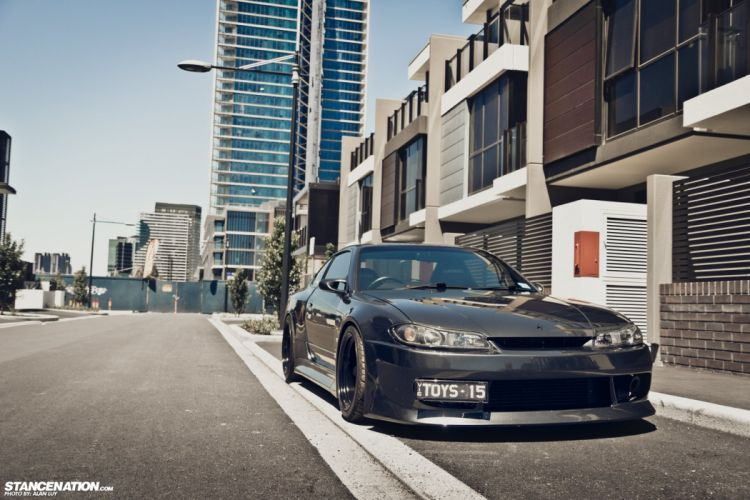 Nissan S15 tuning custom wallpaper