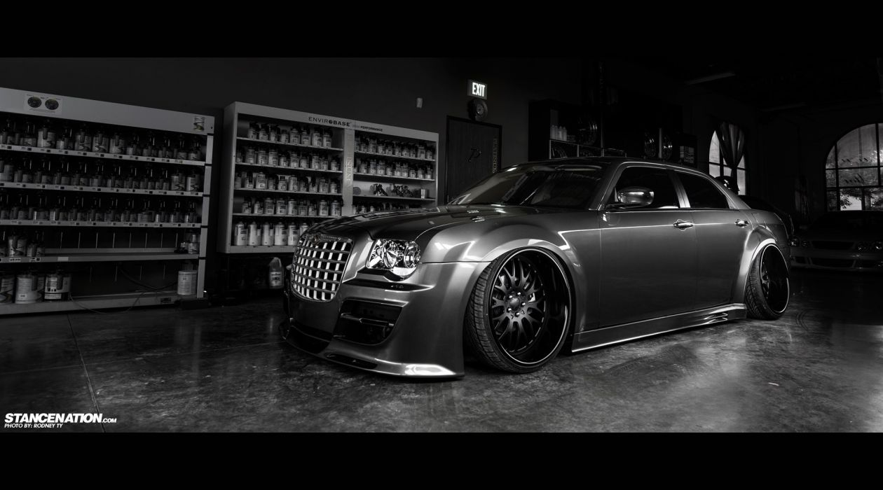 CHRYSLER 300 tuning custom wallpaper