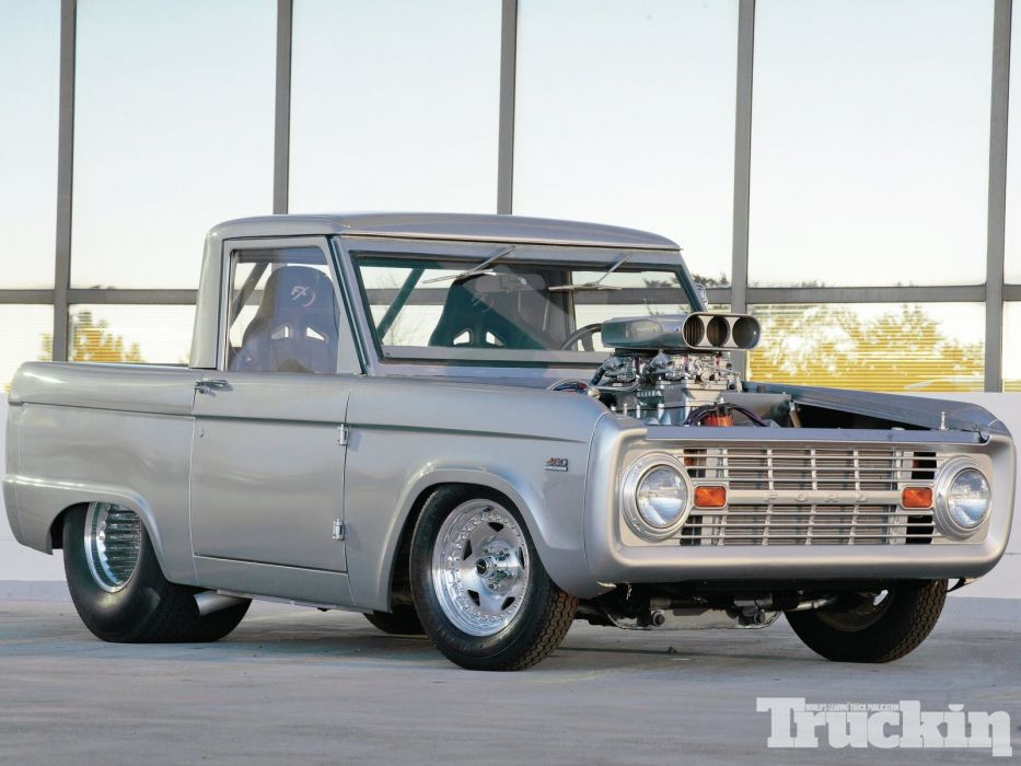 FORD BRONCO suv 4x4 truck lowrider custom hot rod rods drag race racing wallpaper