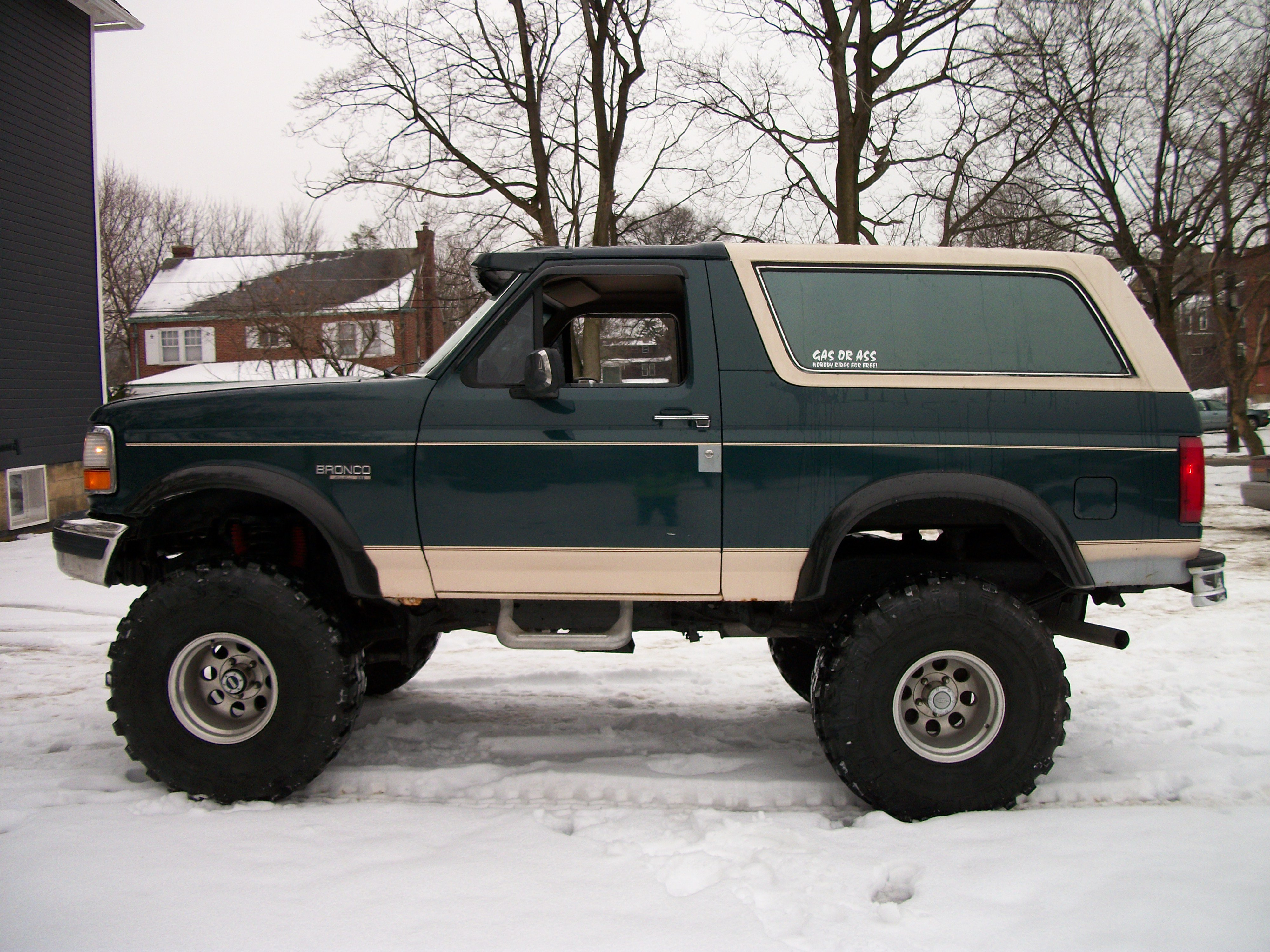 Ford bronco suv 4x4 truck wallpaper 4000x3000 775676 wallpaperup