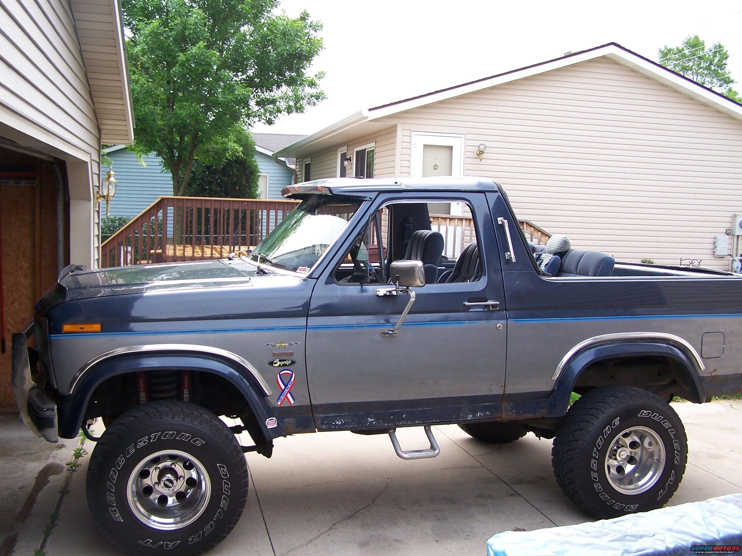 Ford bronco suv 4x4 truck wallpaper 2576x1932 775700 wallpaperup