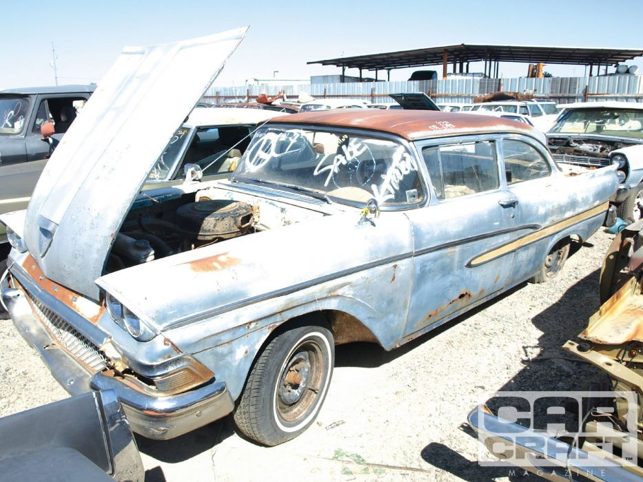 JUNKYARD cars auto automobile classic retro wallpaper