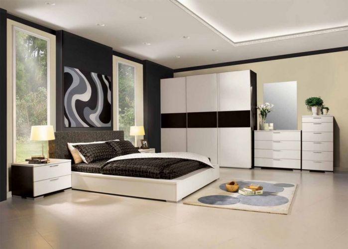 interior dormitorio diseA wallpaper