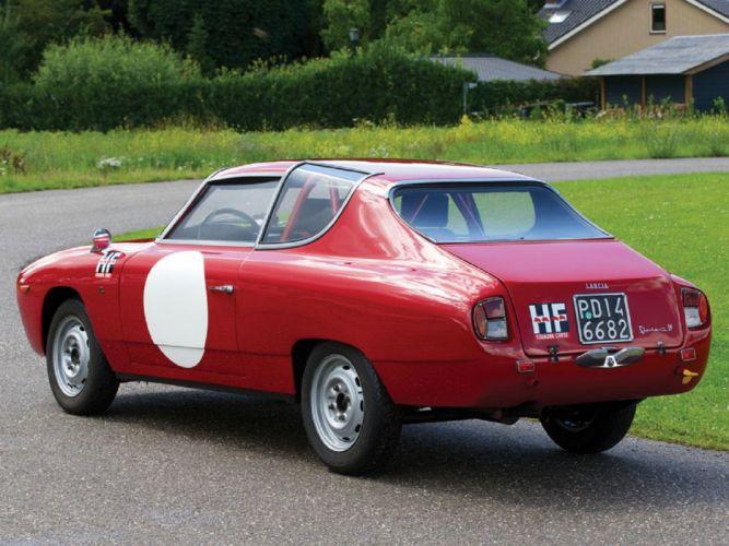1965 Lancia Flavia Sport Zagato cars classic wallpaper