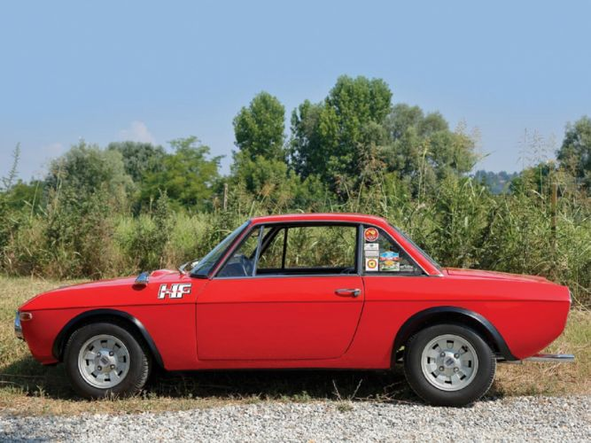 1970 Lancia Fulvia-HF Fanalone cars classic wallpaper