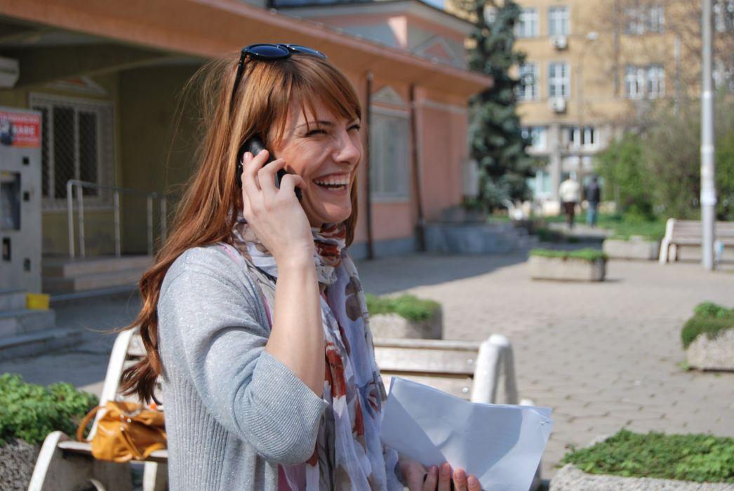 Happy shiny day Sofia Bulgaria spring smile wallpaper