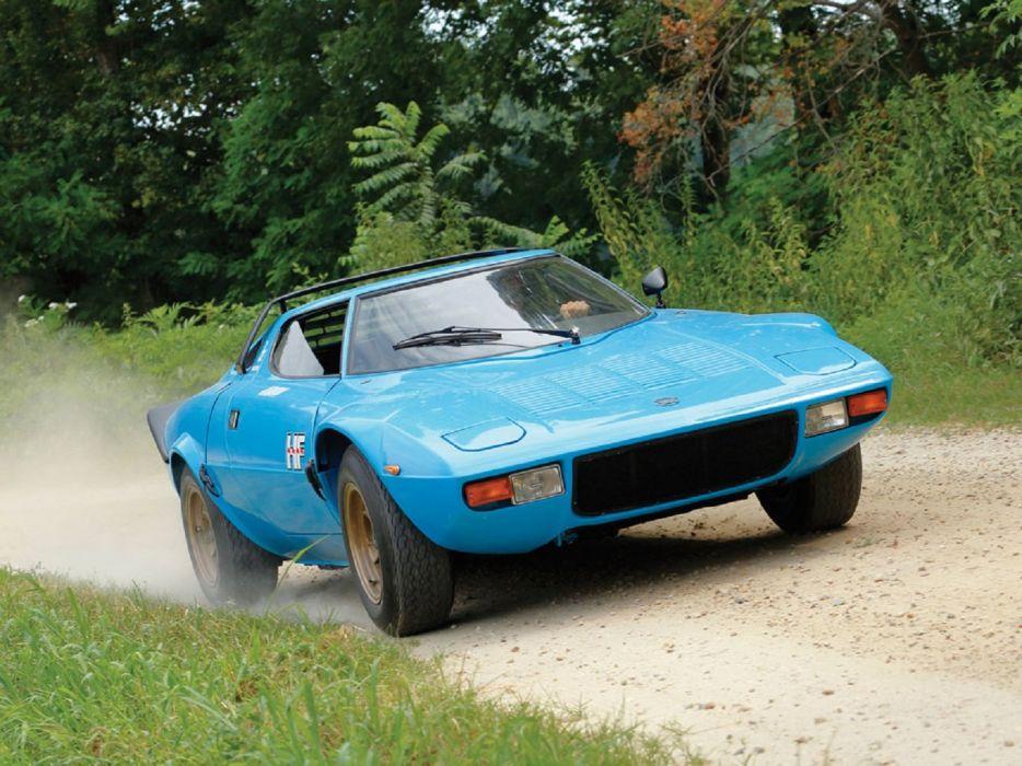 1975 Lancia Stratos-HF Stradale cars classic wallpaper