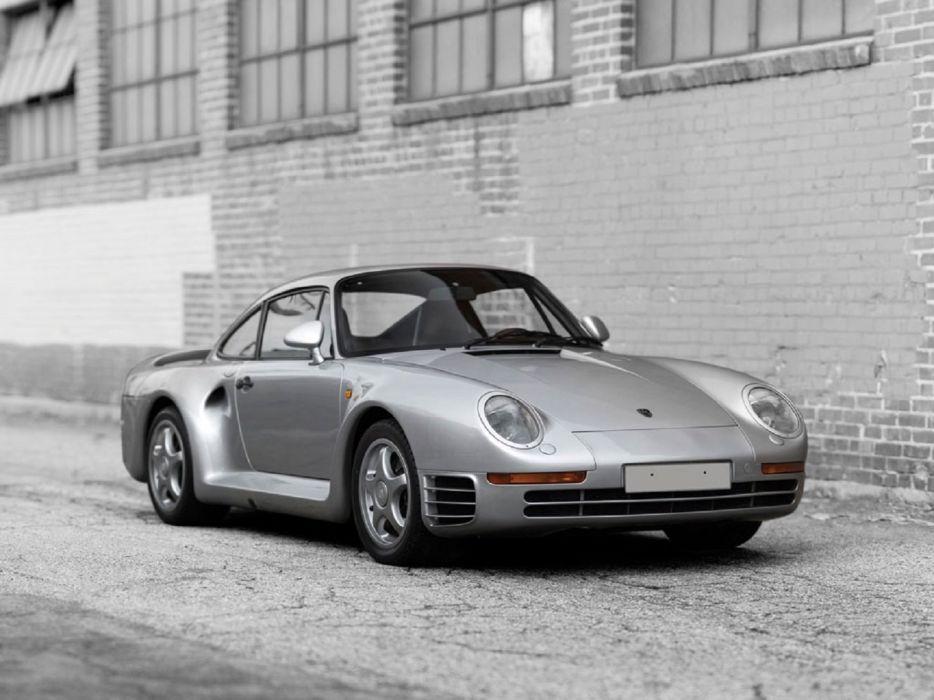 1988 Porsche 959 Komfort cars classic wallpaper