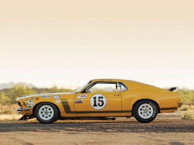1970 302 Boss Ford kar kraft muscle Mustang racer trans USA wallpaper