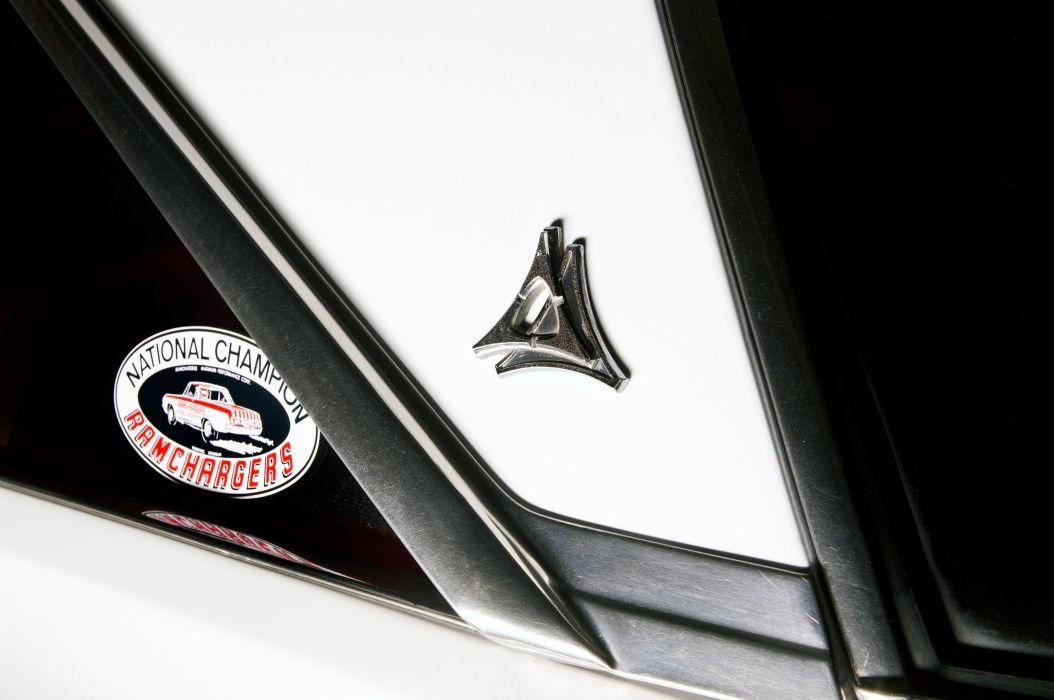 1964 Dodge Polara Burnout Pro Street Drag Muscle USA -09 wallpaper