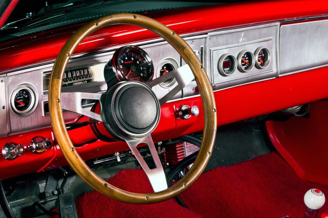 1964 Dodge Polara Burnout Pro Street Drag Muscle USA -07 wallpaper