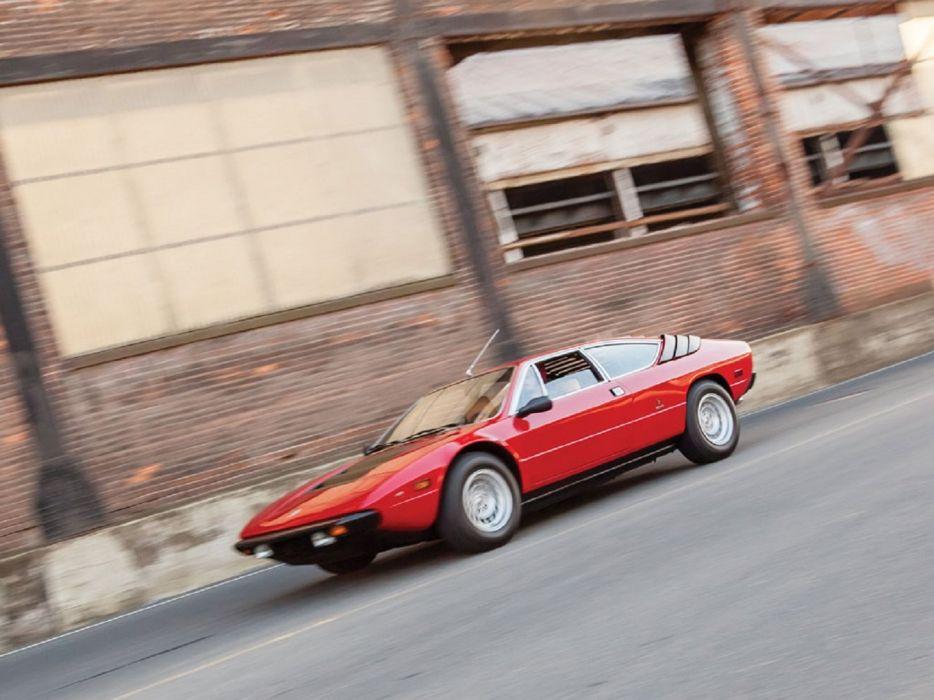 1975 Lamborghini Urraco P111 Bertone cars classic wallpaper