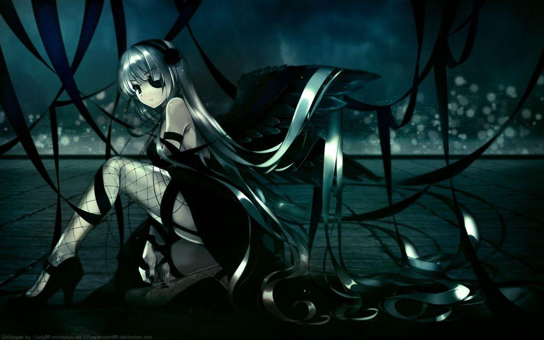 Dark anime wallpaper wallpaper