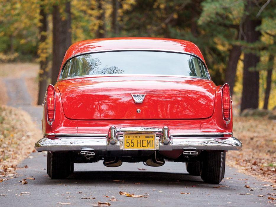 1955 Chrysler C-300 Hardtop Coupe classic cars wallpaper