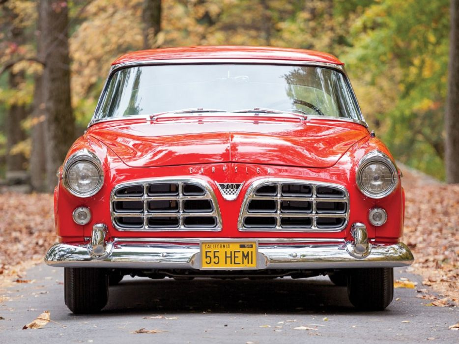 1955 Chrysler C-300 Hardtop Coupe classic cars wallpaper