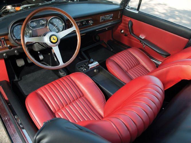 1966 Ferrari 275 GTS classic cars wallpaper