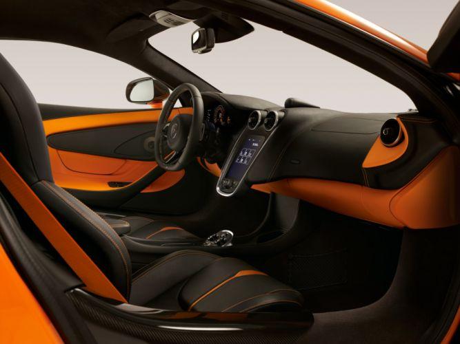 2015 McLaren 570S Coupe supercar wallpaper
