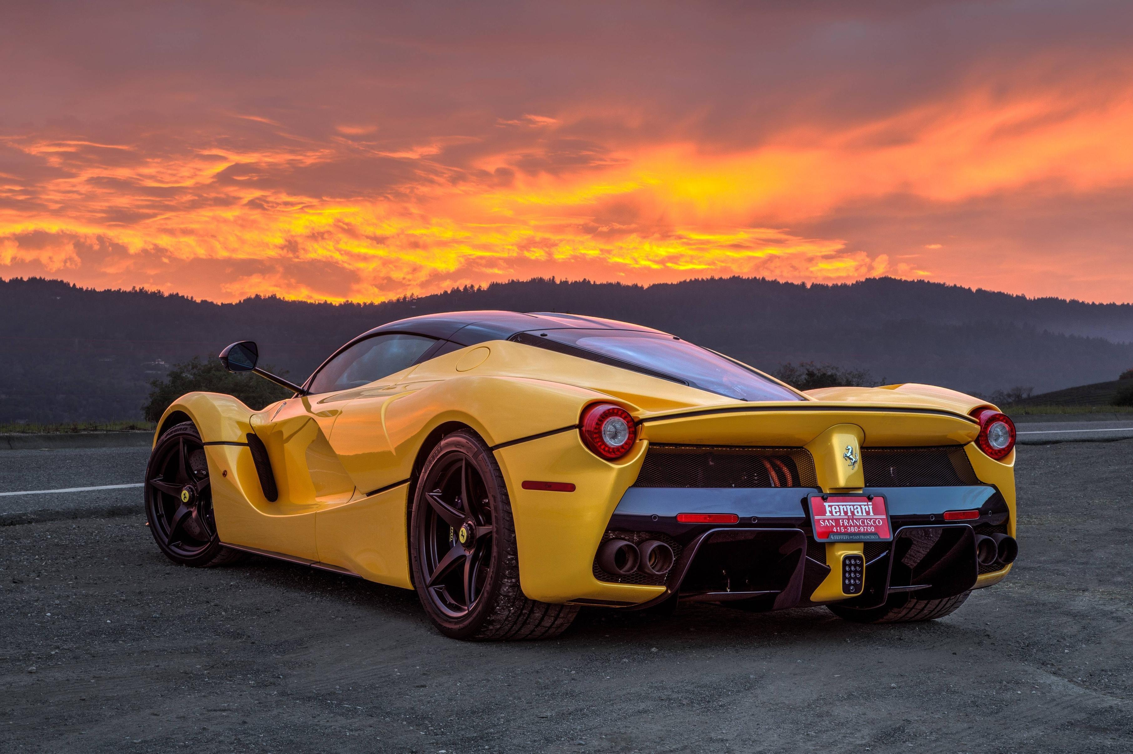 42+ Ferrari Laferrari Wallpaper  Gif