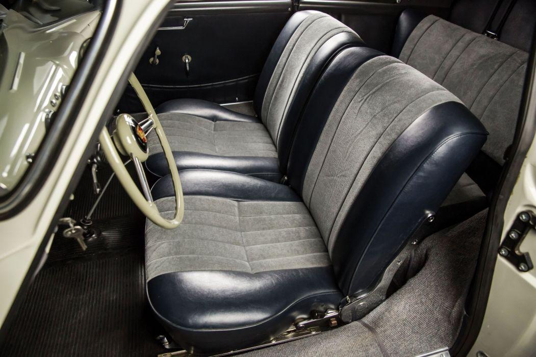 1954 Porsche 356 1500 Coupe Reutter retro classic wallpaper