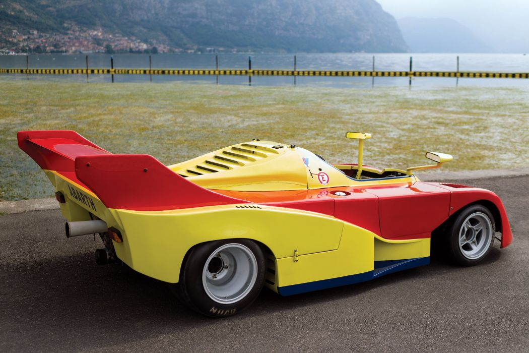1974 Abarth 2000 SE027 pininfarina race racing le-mans lemans grand prix wallpaper