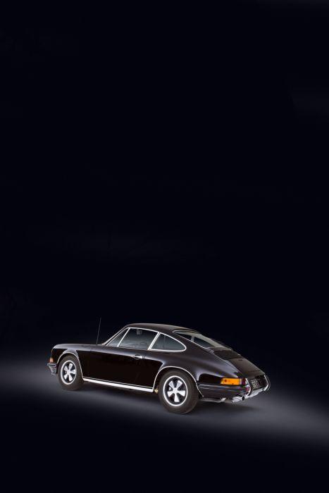 1972 Porsche 911 S24 Coupe UK-spec classic 1973 wallpaper