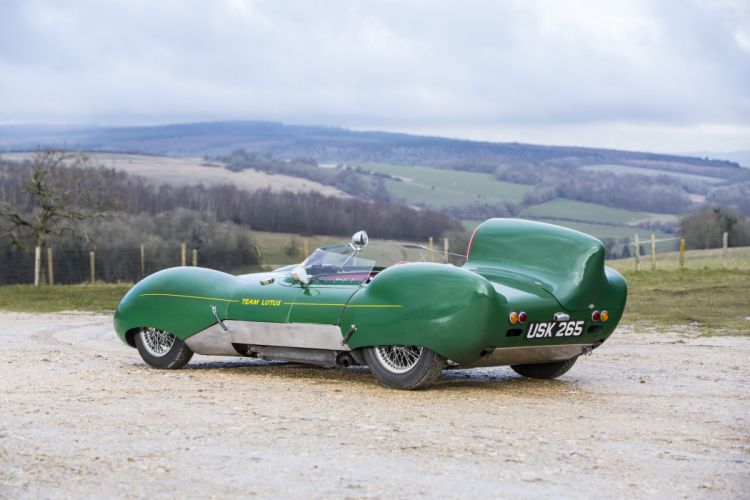 1958 Lotus Eleven Series II race racing retro supercar rally lemans wallpaper
