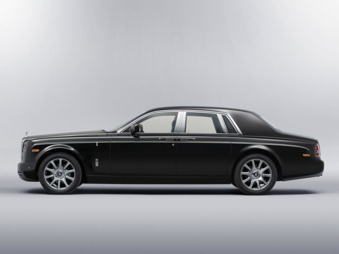 2013 Rolls Royce Phantom Art Deco luxury wallpaper