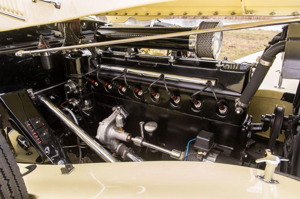 1935 Horch 853 Sport Cabriolet luxury retro vintage wallpaper