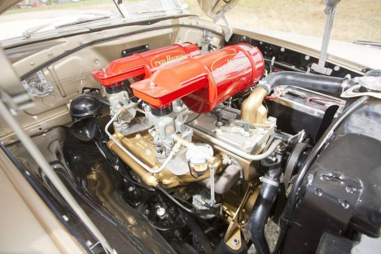 1951 Hudson Hornet Brougham Convertible luxury retro wallpaper